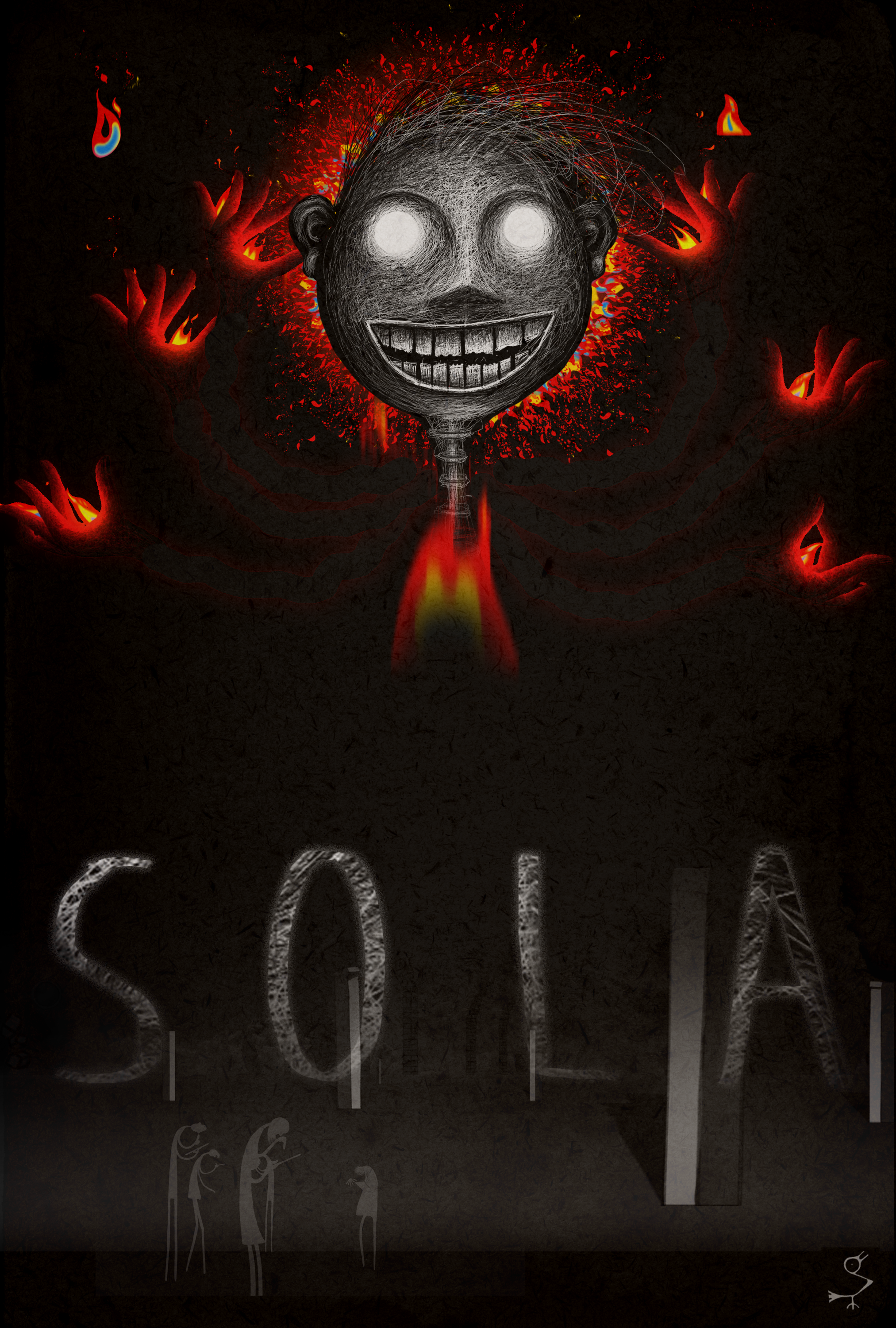 Sola Poster