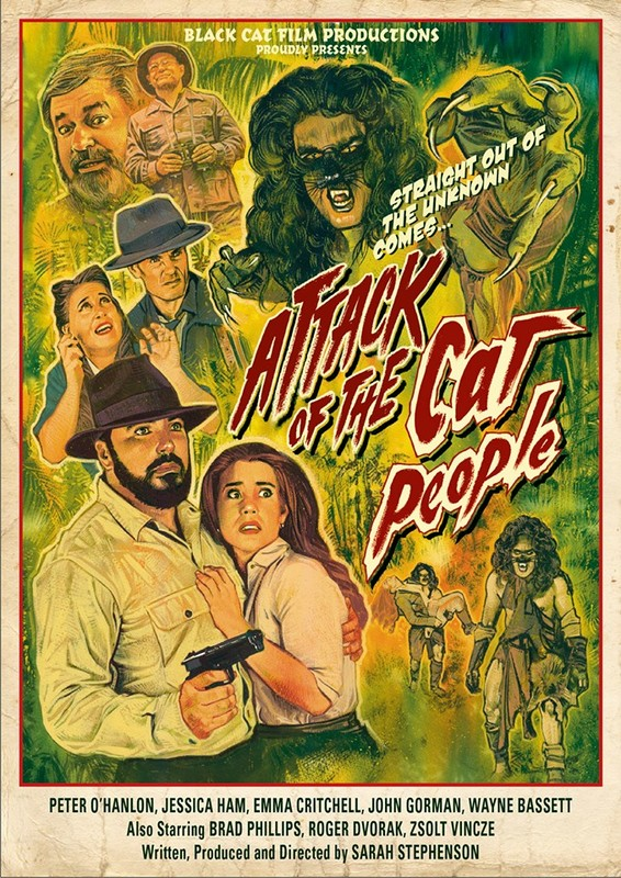 Attack of the Cat People Trailer