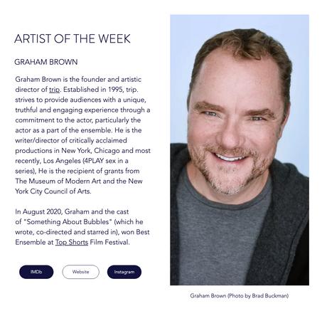 Graham Brown