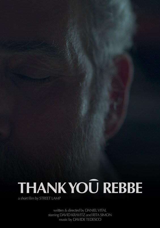 Thank You Rebbe