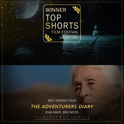 The Adventurers Diary design
