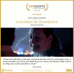 2018 04 Best Dark Comedy - Children of Ignorance