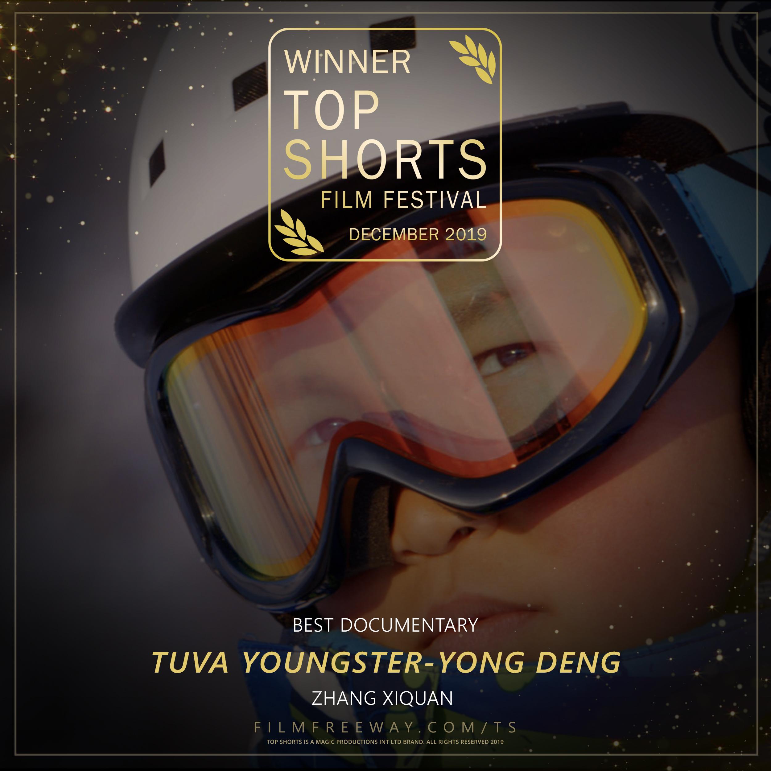 Tuva youngster-Yong Deng design