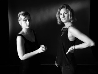 """Spotlight: An Interview with Julie Deffet and Esther Sophia Artner (""""Fire in Water"""")"""