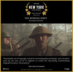 The Burying Party - 2018 03 Best Picture