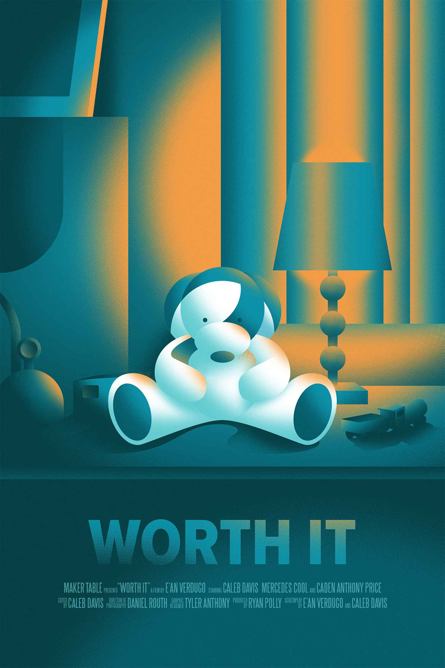 Worth It Poster