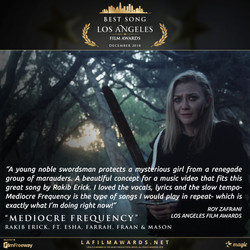 MEDIOCRE FREQUENCY - Review