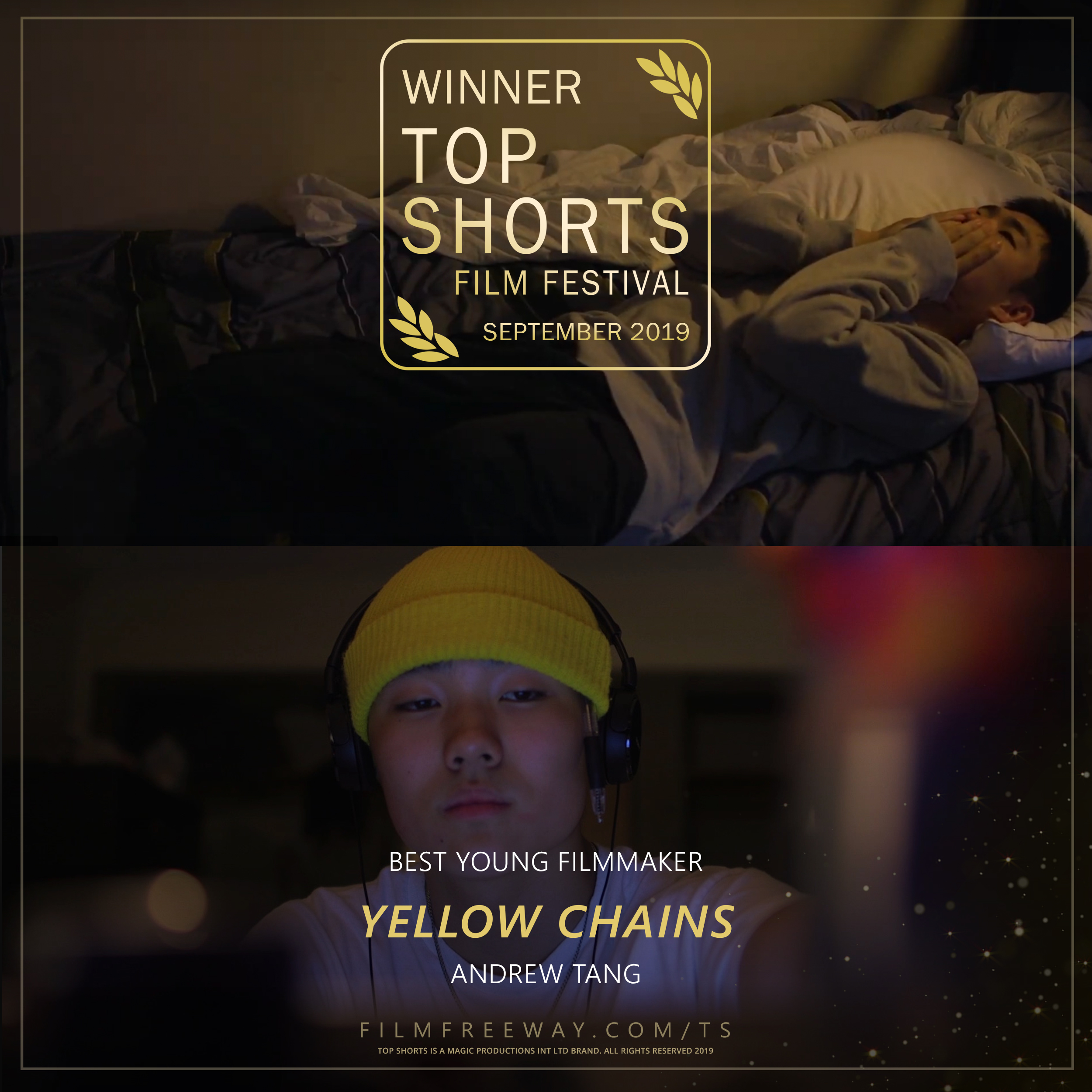 YELLOW CHAINS