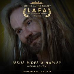 JESUS RIDES A HARLEY design