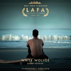 White Wolves design