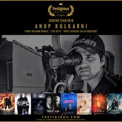 Festigious 2018 - Anup Kulkarni