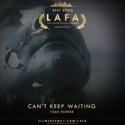 CAN'T KEEP WAITING design