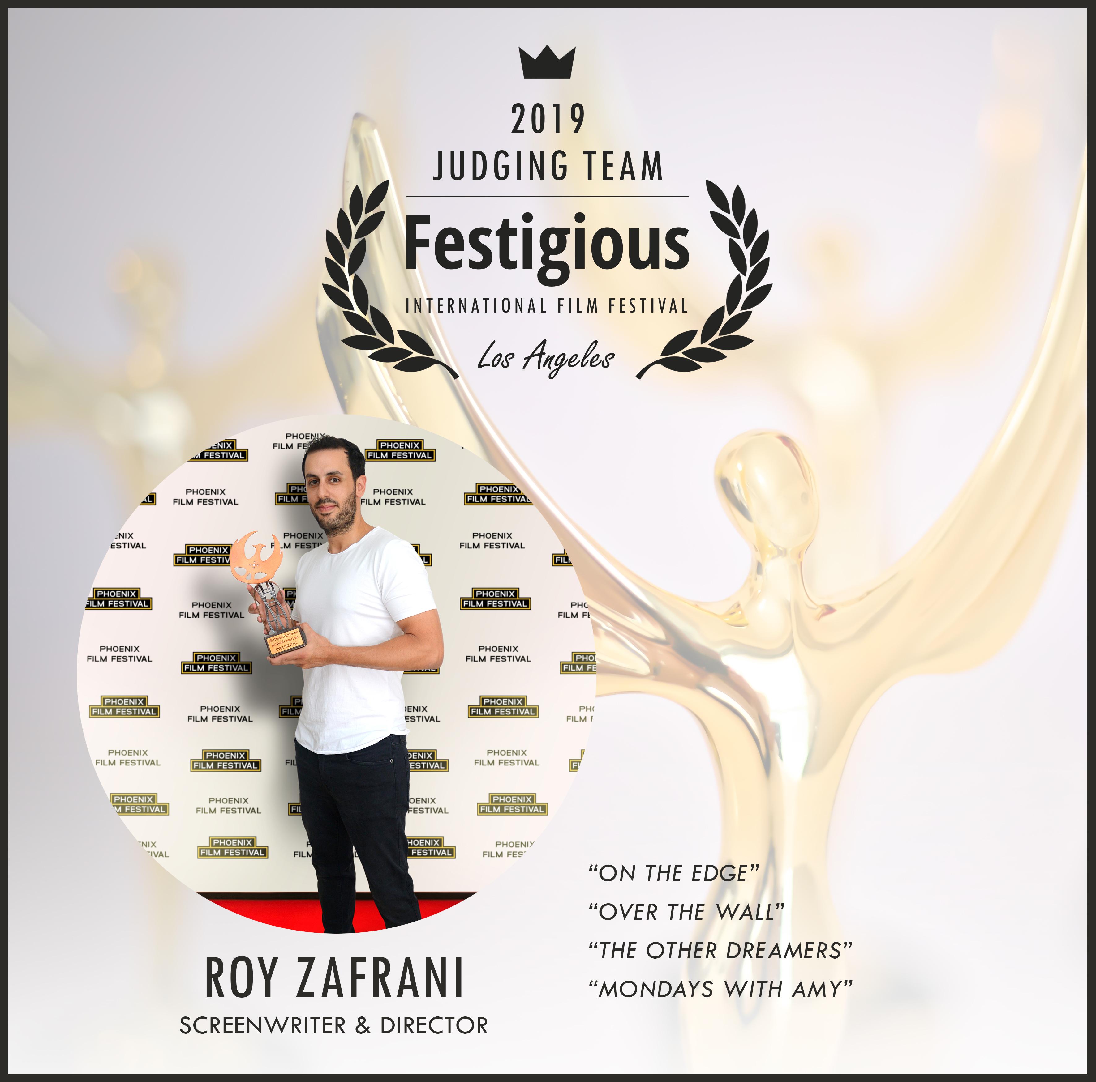 Roy Zafrani Festigious