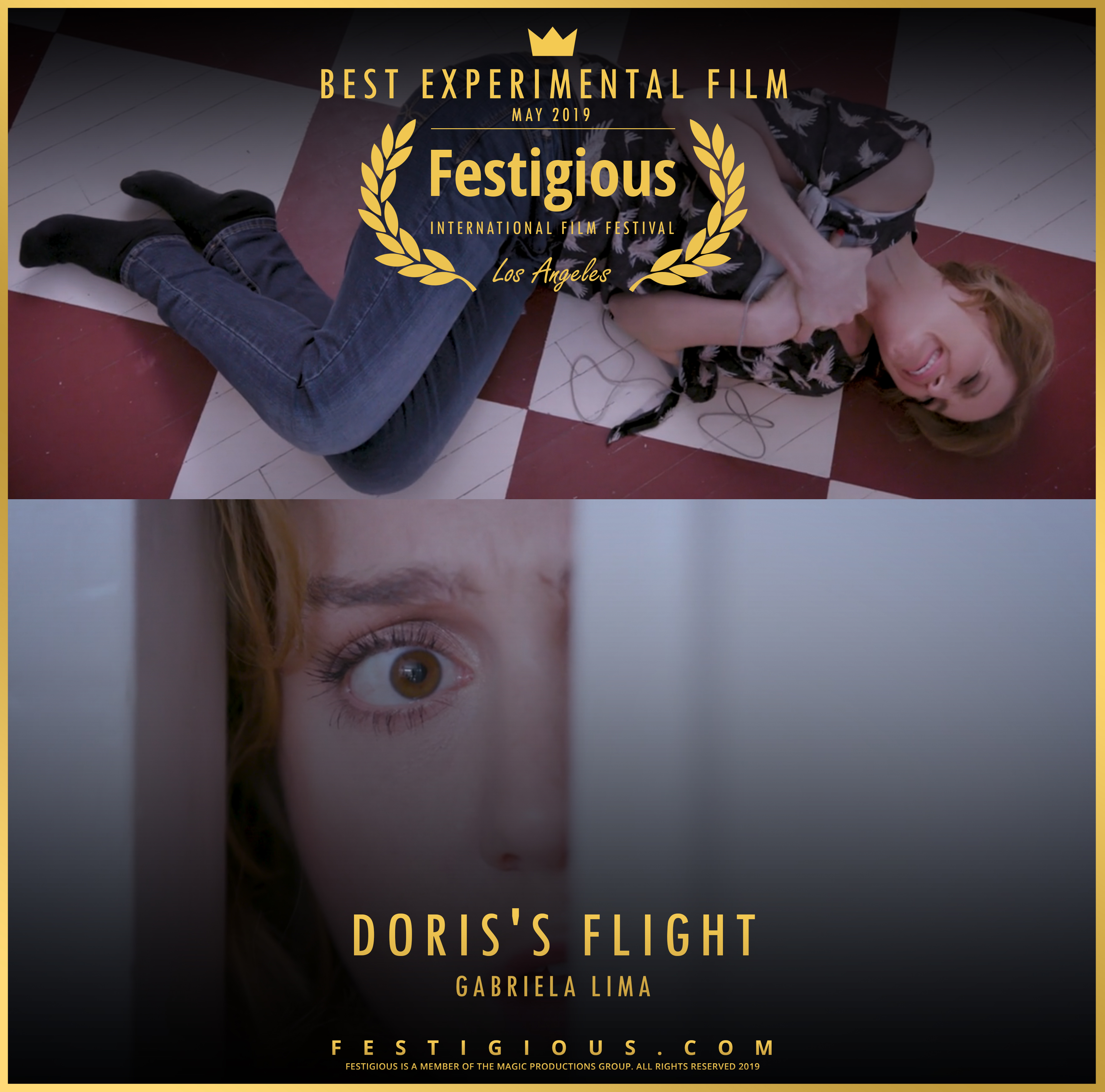DORIS'S FLIGHT design
