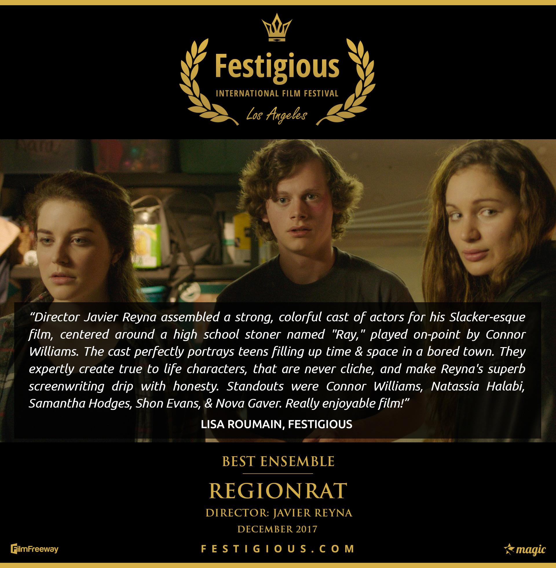 Regionrat - Festigious Best Ensemble - 2017 12