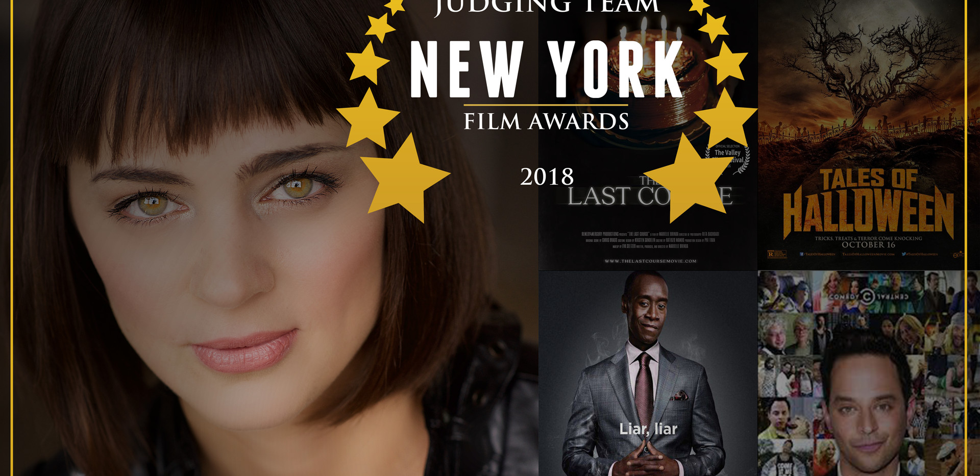 New York Film Awards 2018 Annual Casey R