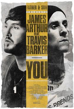 James Arthur feat. Travis Barker - You