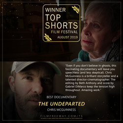 THE UNDEPARTED review