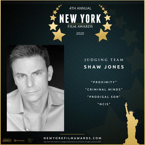 Shaw Jones