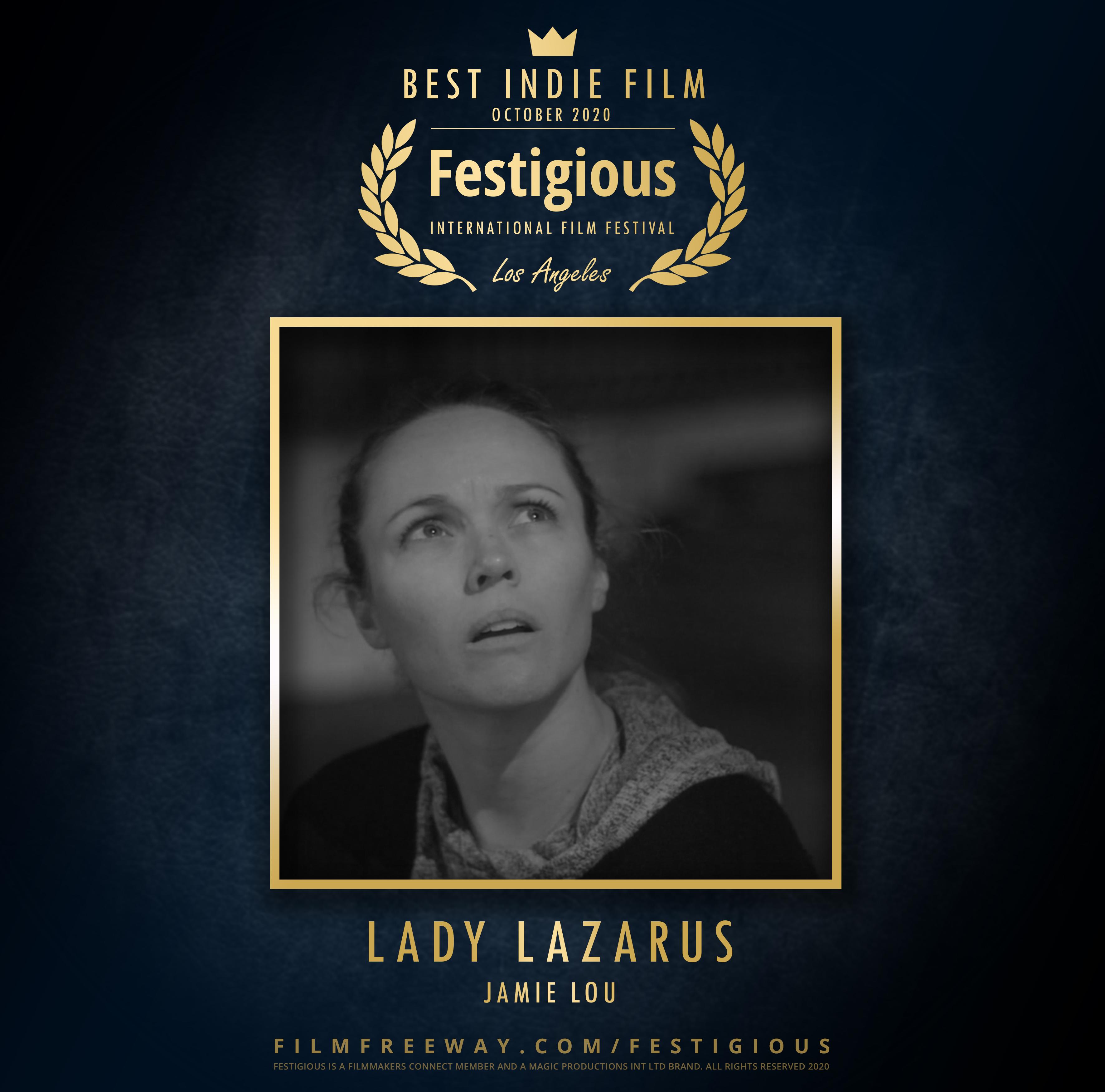 Lady Lazarus design