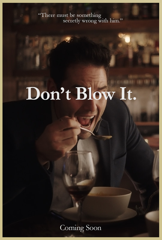 Don't Blow It
