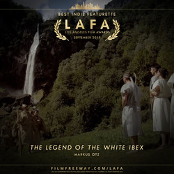 THE LEGEND OF THE WHITE IBEX design