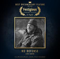 No Defense design