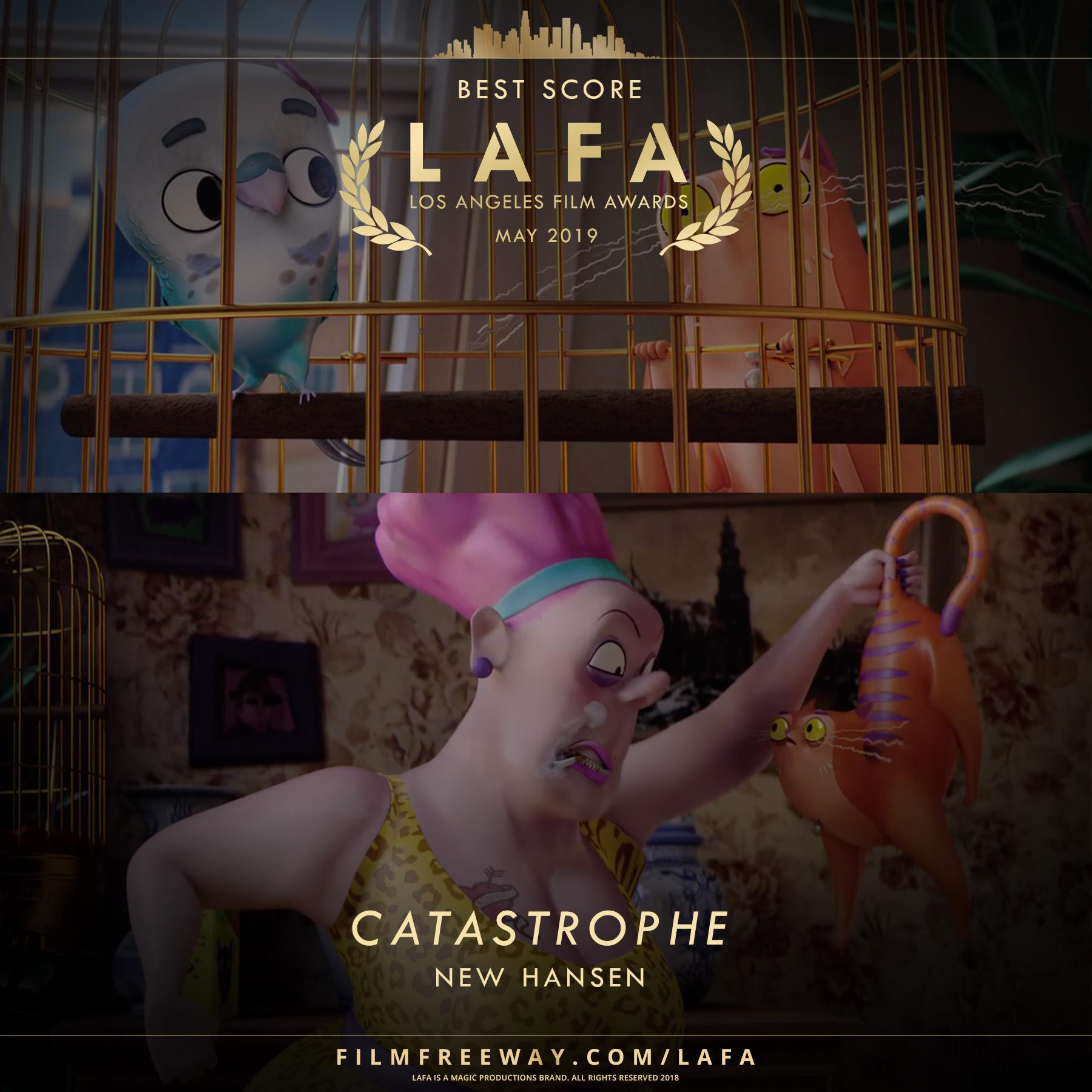 CATASTROPHE design