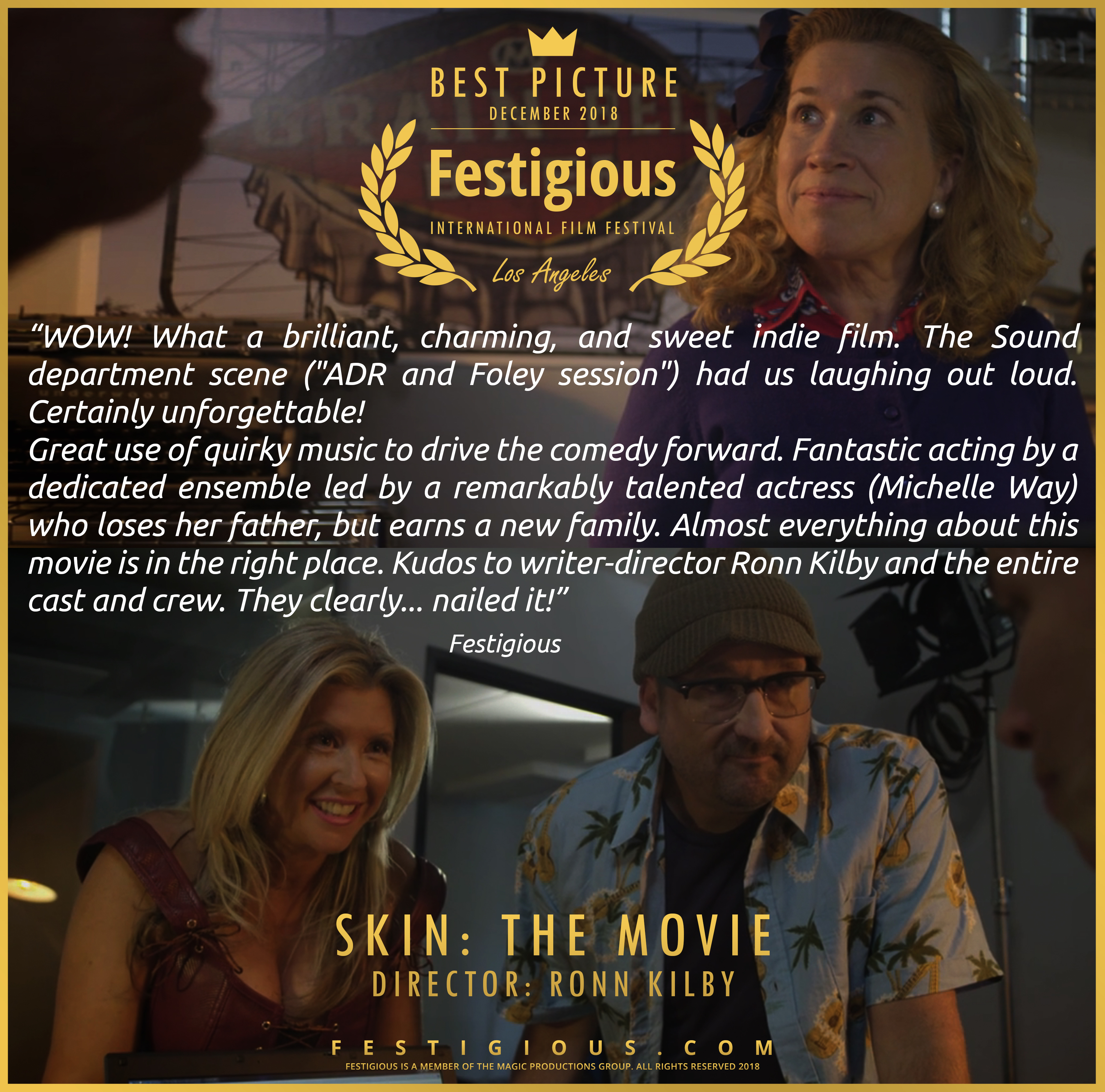 Skin The Movie Review