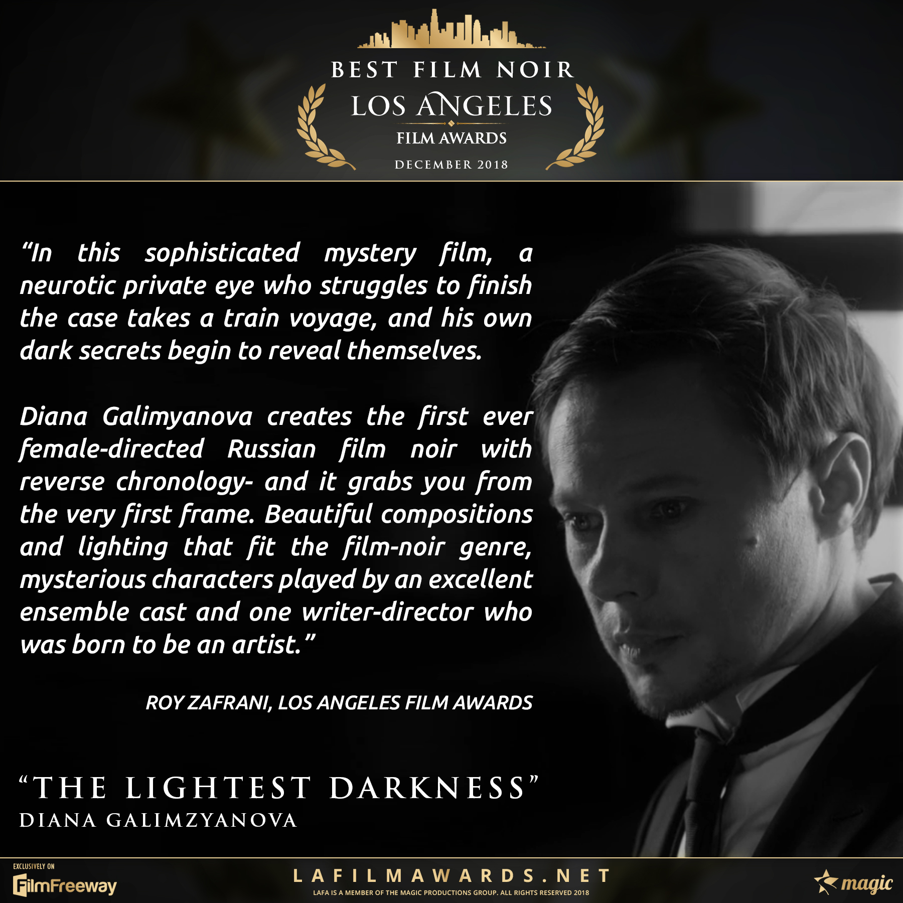 The Lightest Darkness - Review