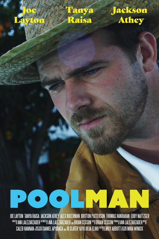 Pool Man Poster