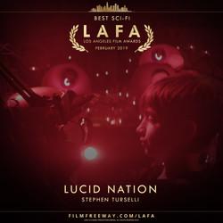 LUCID NATION design