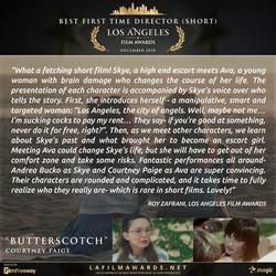 BUTTERSCOTCH - Review