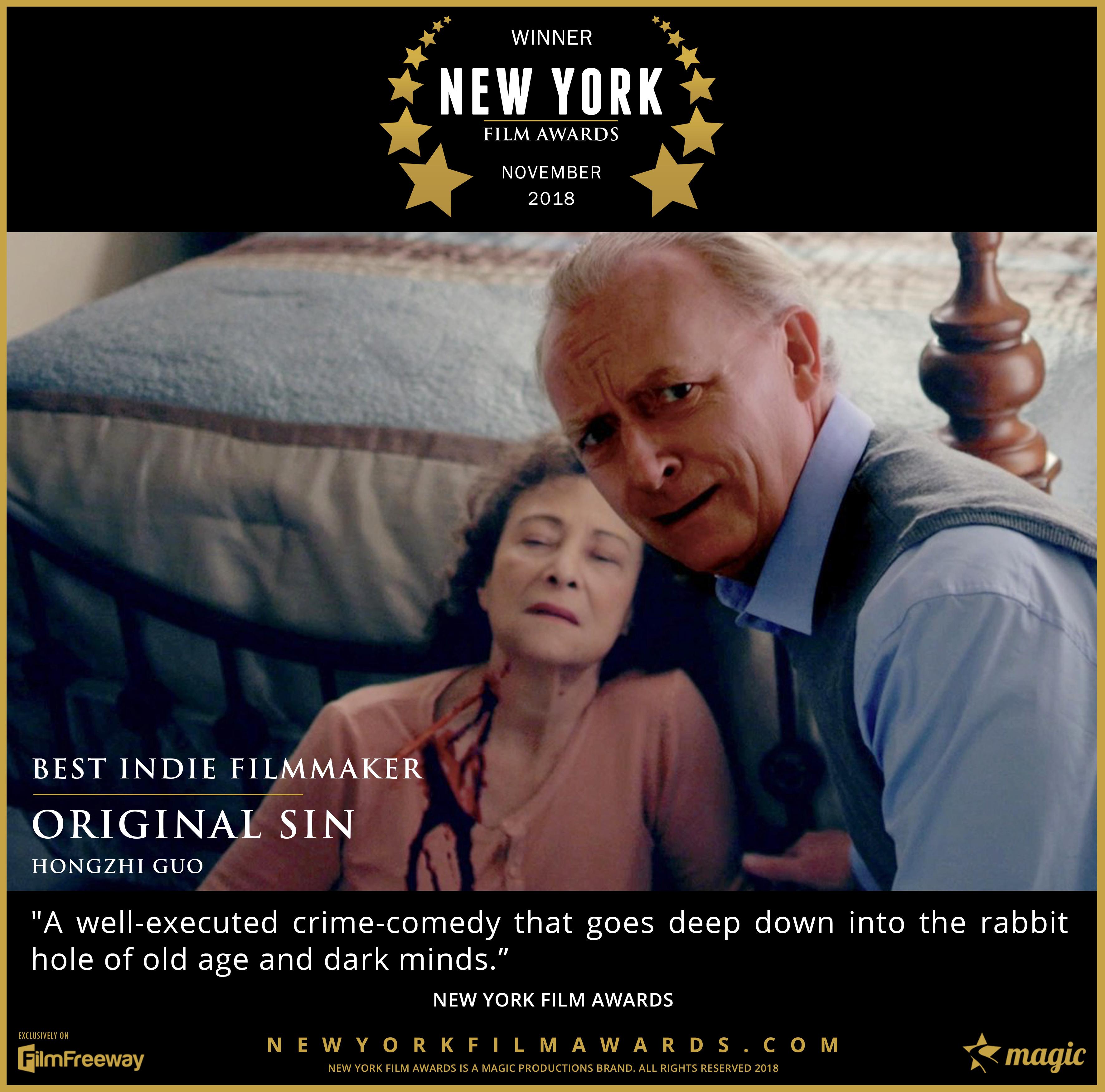 Original Sin - 2018 11 Best Indie Filmma