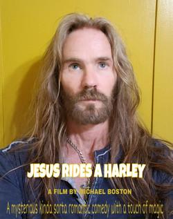 Jesus Rides A Harley