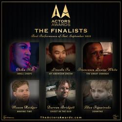 2019 09 Finalists