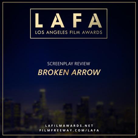 Screenplay Review: Broken Arrow