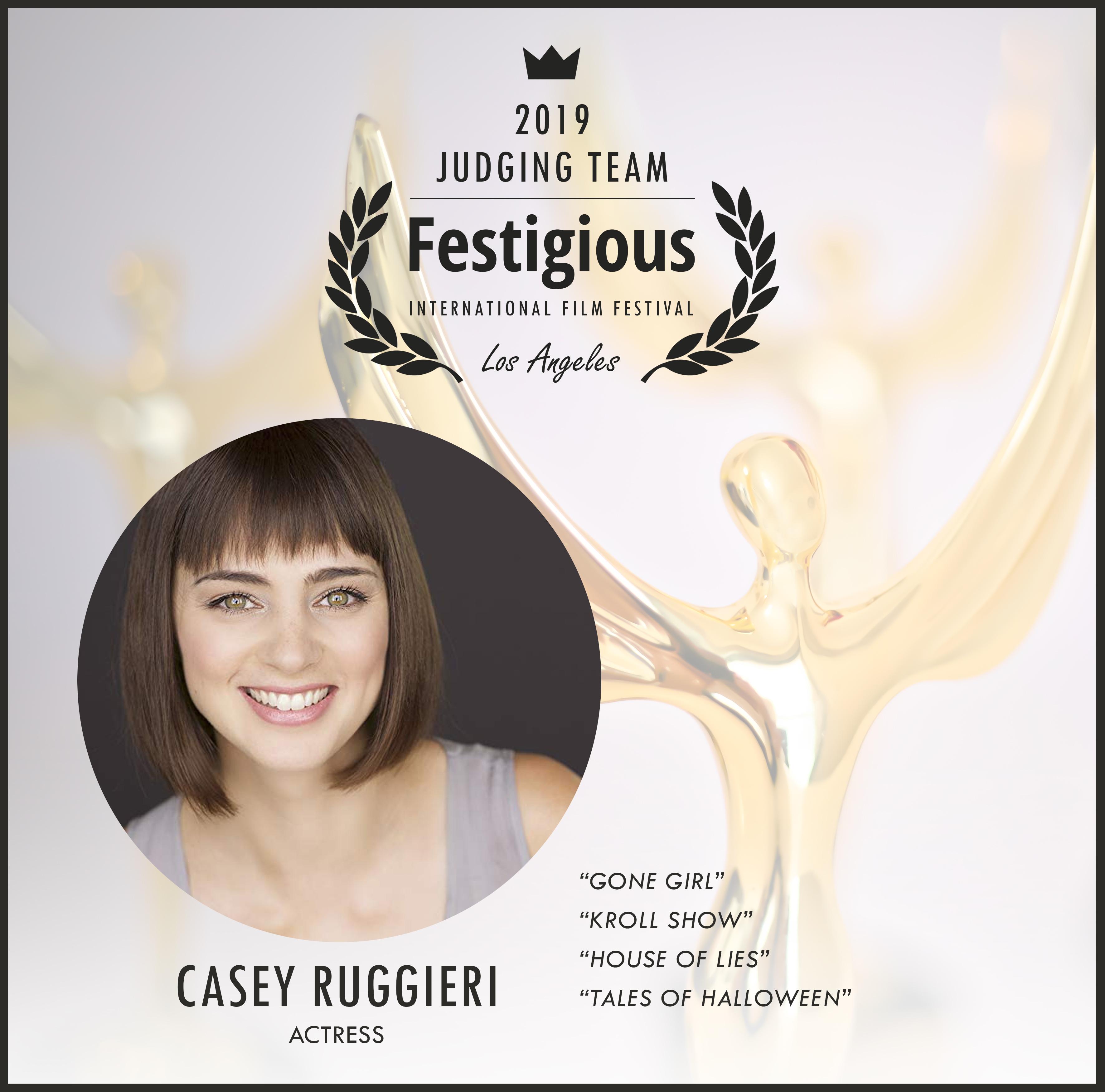 Casey Ruggieri Festigious