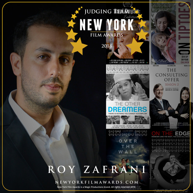 New York Film Awards 2018 Annual Roy Zaf