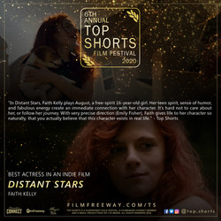 Distant Stars design