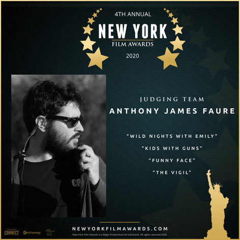Anthony James Faure