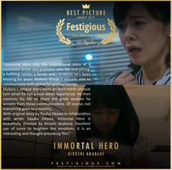 IMMORTAL HERO review