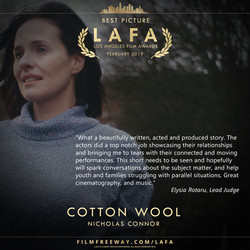 COTTON WOOL review