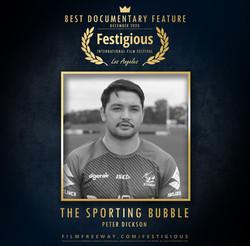 The Sporting Bubble design