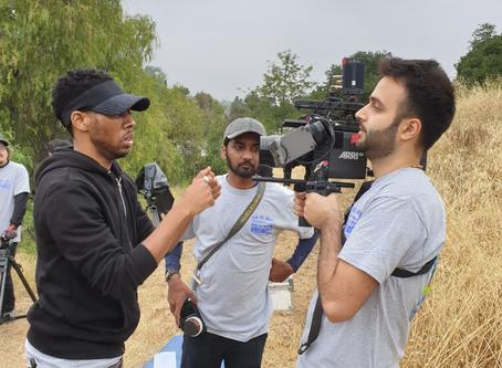 Spotlight: An interview with Oliver Bou Eid, Cinematographer & VFX Artist