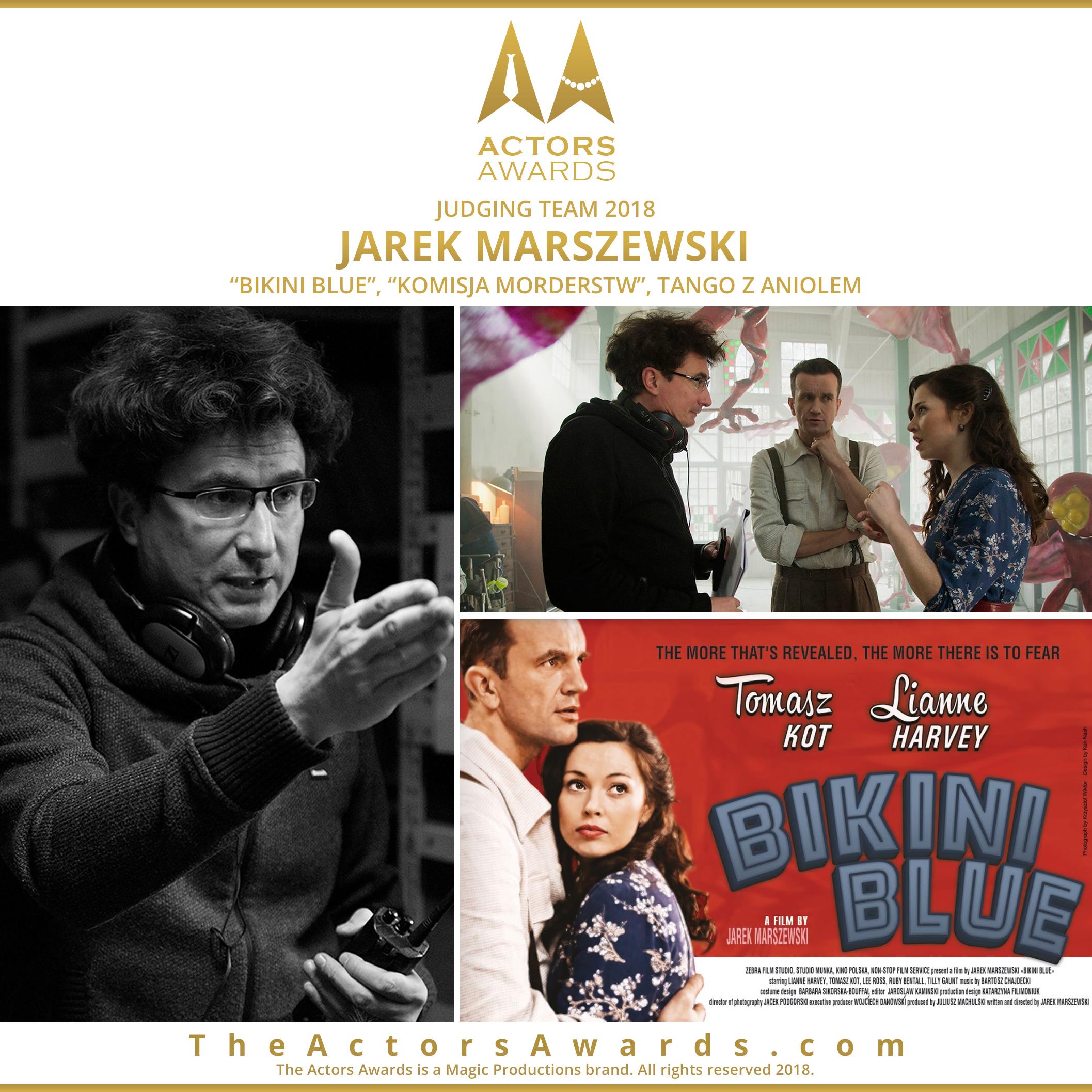 Actors Awards 2018 - Jarek Marszewski