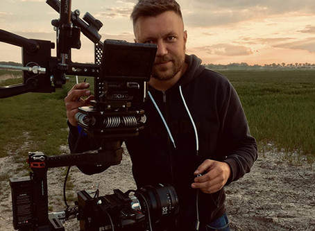 5 INTERNATIONAL FILMMAKERS TO WATCH: Richard Prendergast  (UK)