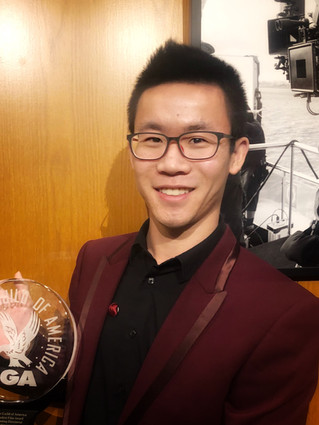 """Meet the Finalist: Yujie Tang, """"TJ"""""""