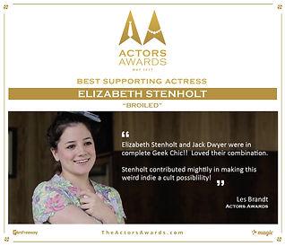 2017 02 Best Supporting Actress.jpg Actors Awards