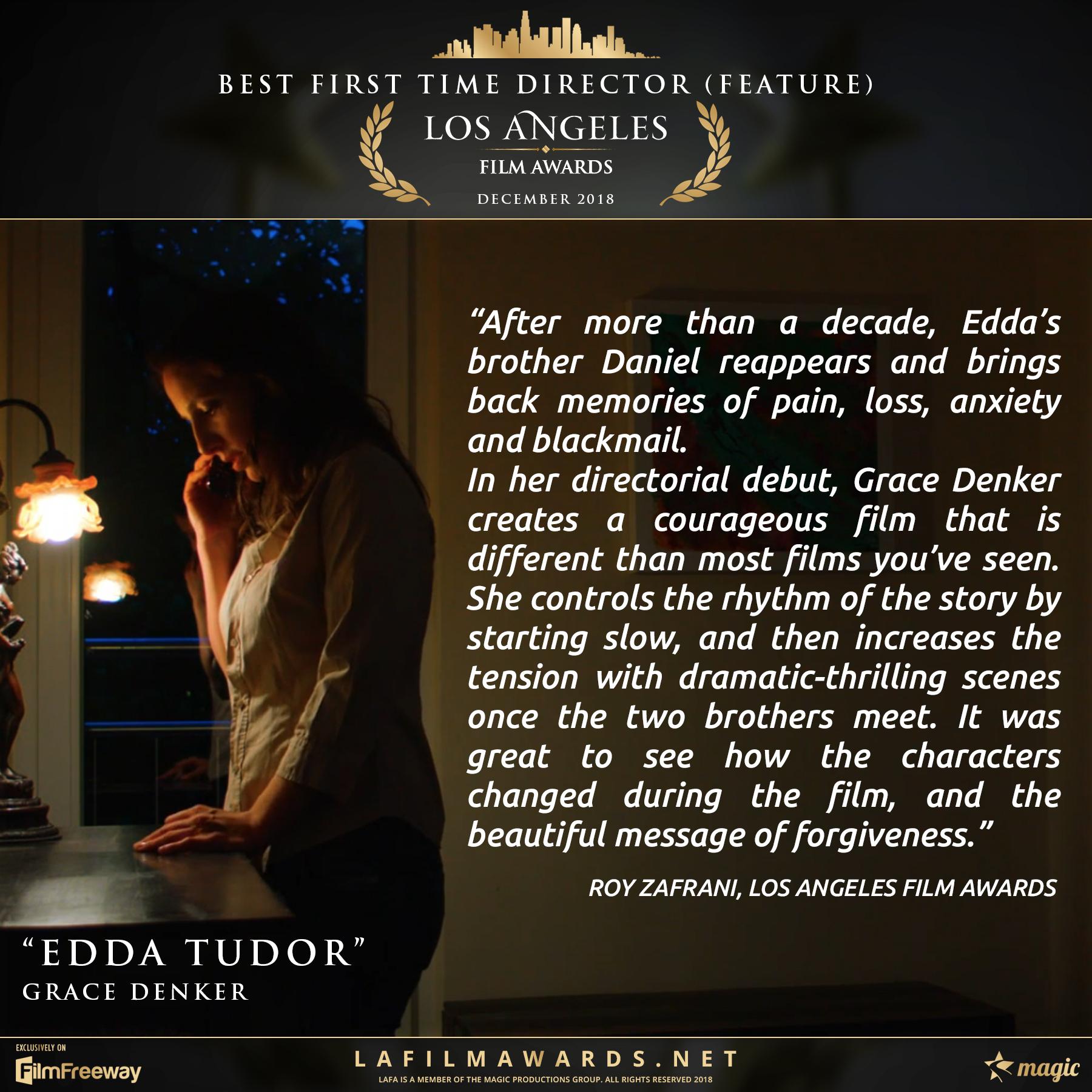 Edda Tudor - Review